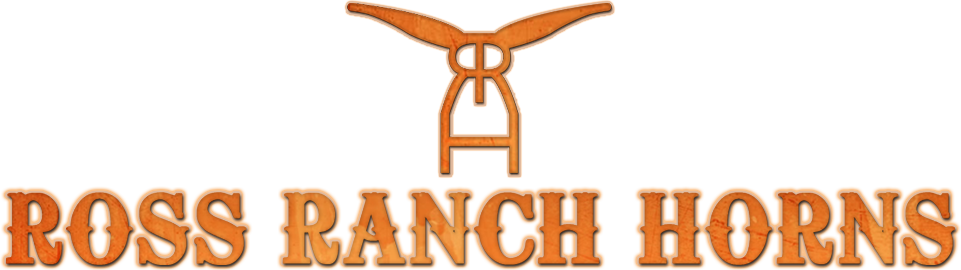 Ross Ranch Horns Logo