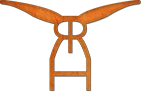 Ross Ranch Horns Footer Logo